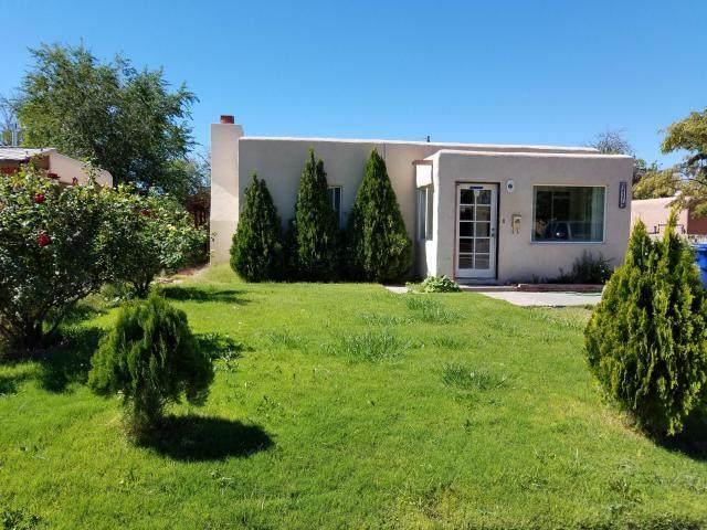437 Chama Street NE, Albuquerque, NM 87108 (MLS #968534) :: The Buchman Group