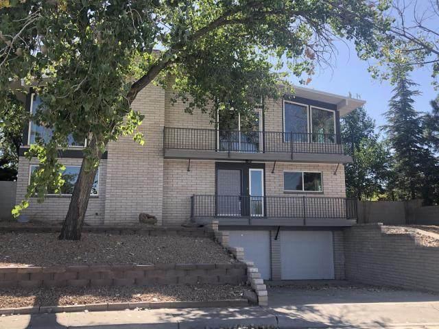 2504 Harold Place NE, Albuquerque, NM 87106 (MLS #968651) :: The Buchman Group