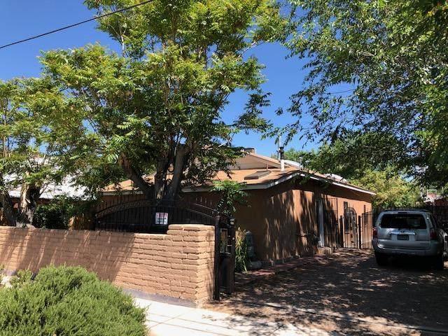 435 Santa Fe Avenue SW, Albuquerque, NM 87102 (MLS #968825) :: The Buchman Group