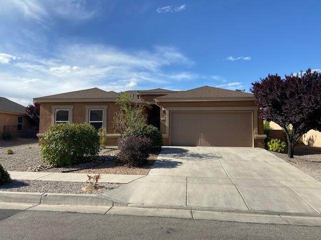 1310 Carnival Avenue NW, Los Lunas, NM 87031 (MLS #968857) :: Campbell & Campbell Real Estate Services