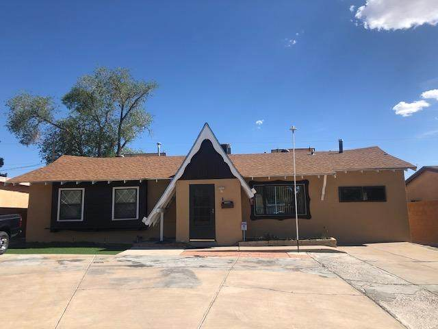 11212 Constitution Avenue NE, Albuquerque, NM 87112 (MLS #968898) :: Campbell & Campbell Real Estate Services
