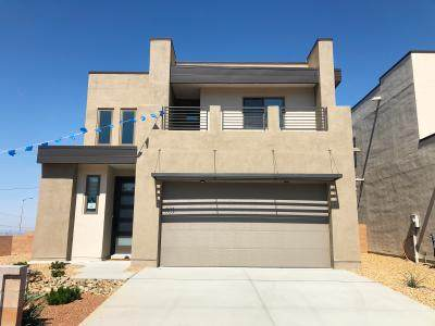 801 Horned Owl NE, Albuquerque, NM 87122 (MLS #971227) :: Campbell & Campbell Real Estate Services
