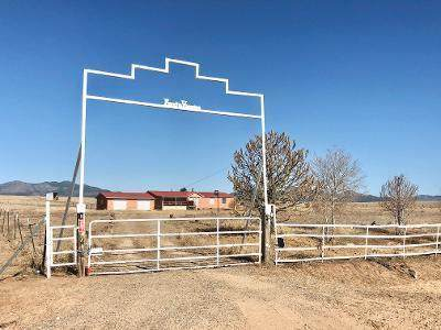 287 Calle Victoriano, Stanley, NM 87056 (MLS #971916) :: The Bigelow Team / Red Fox Realty