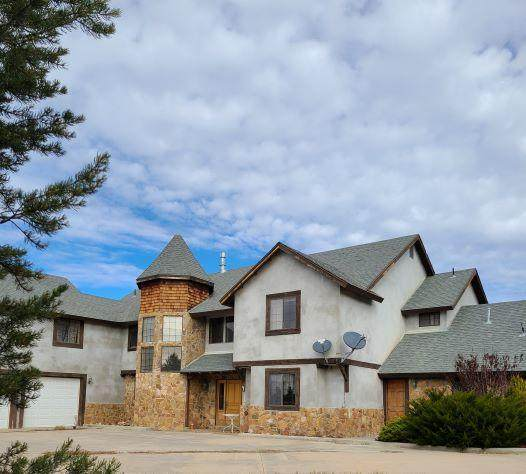 163 Camino Salado, La Jara, NM 87027 (MLS #972844) :: Berkshire Hathaway HomeServices Santa Fe Real Estate