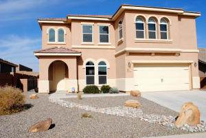 6823 Wrangell Loop NE, Rio Rancho, NM 87144 (MLS #974785) :: The Buchman Group
