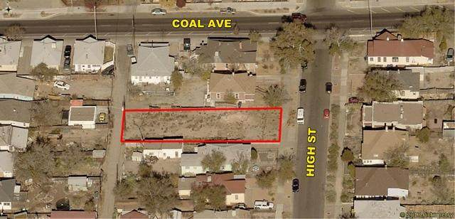 509 High Street SE, Albuquerque, NM 87102 (MLS #976152) :: The Bigelow Team / Red Fox Realty