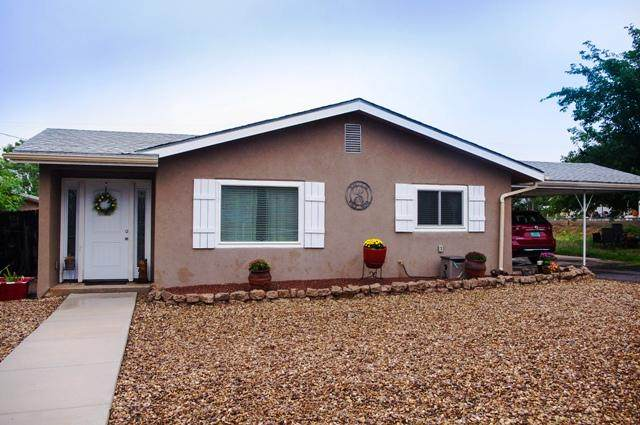 604 Caine Street, Socorro, NM 87801 (MLS #976972) :: Campbell & Campbell Real Estate Services