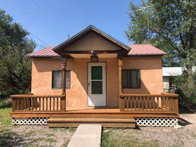 207 6TH Street, Estancia, NM 87016 (MLS #977221) :: Campbell & Campbell Real Estate Services
