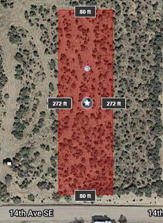 1689 14TH Street SE, Rio Rancho, NM 87124 (MLS #977506) :: Berkshire Hathaway HomeServices Santa Fe Real Estate