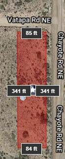 6349 Vatapa Road NE, Rio Rancho, NM 87144 (MLS #977526) :: Berkshire Hathaway HomeServices Santa Fe Real Estate