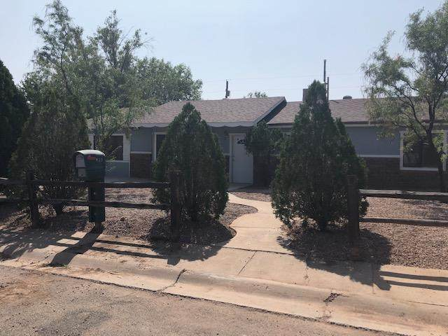 800 Loma Encantada Street, Socorro, NM 87801 (MLS #977533) :: Campbell & Campbell Real Estate Services