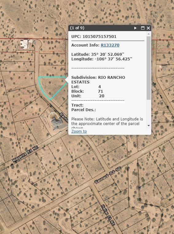 5324 Bachmann Court NE, Rio Rancho, NM 87144 (MLS #977544) :: Berkshire Hathaway HomeServices Santa Fe Real Estate