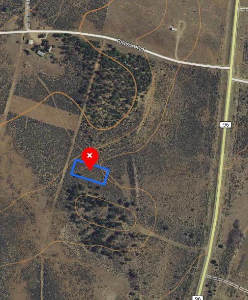 Lot 14 San Pedro Estates, Regina, NM 87046 (MLS #977859) :: The Bigelow Team / Red Fox Realty