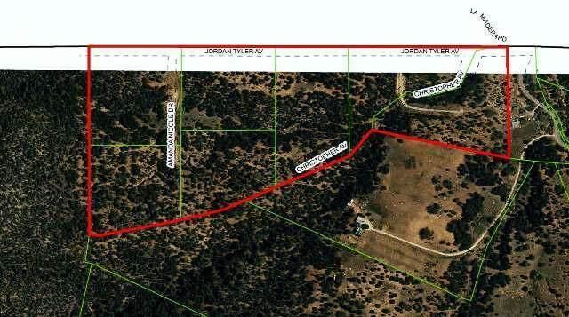 D La Madera Rd, Sandia Park, NM 87047 (MLS #978225) :: Berkshire Hathaway HomeServices Santa Fe Real Estate
