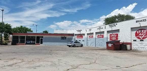 104 N Main Street, Belen, NM 87002 (MLS #979159) :: Berkshire Hathaway HomeServices Santa Fe Real Estate