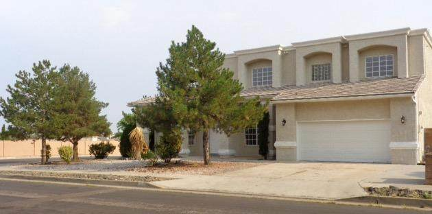 6000 Carousal Avenue NW, Albuquerque, NM 87120 (MLS #979535) :: The Bigelow Team / Red Fox Realty