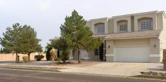 6000 Carousal Avenue NW, Albuquerque, NM 87120 (MLS #979535) :: Berkshire Hathaway HomeServices Santa Fe Real Estate