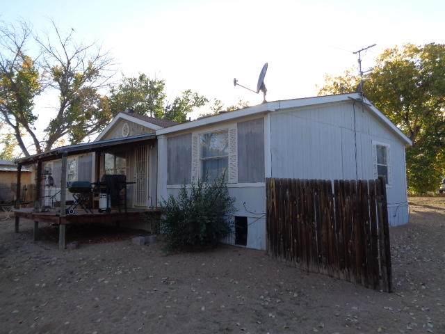 14 Hilda Lane, Los Lunas, NM 87031 (MLS #979834) :: The Buchman Group
