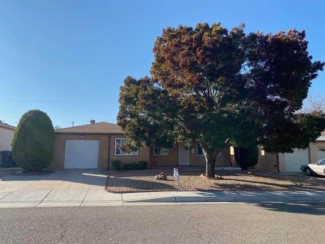 9512 Elvin Avenue NE, Albuquerque, NM 87112 (MLS #979861) :: The Bigelow Team / Red Fox Realty