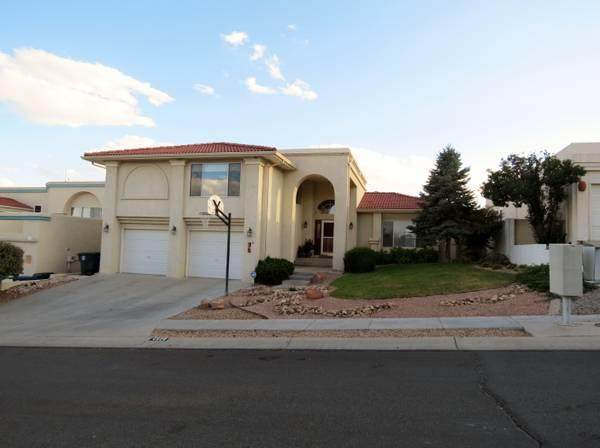 4528 Habershaw Road NW, Albuquerque, NM 87120 (MLS #979908) :: The Bigelow Team / Red Fox Realty
