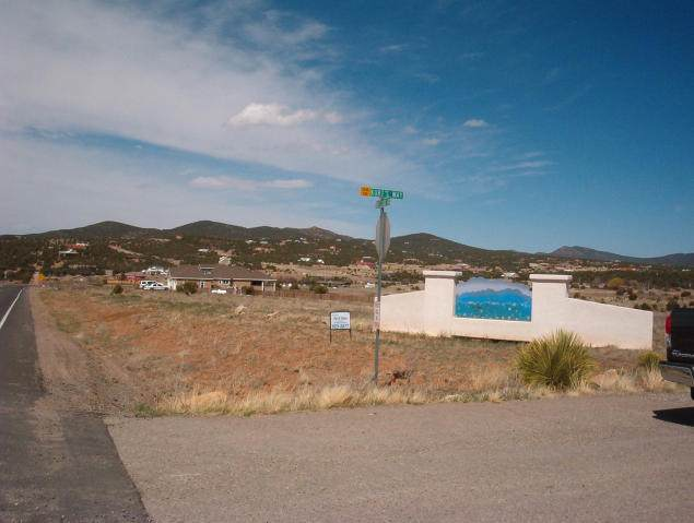 0 Kurts Way, Tijeras, NM 87059 (MLS #980114) :: Berkshire Hathaway HomeServices Santa Fe Real Estate