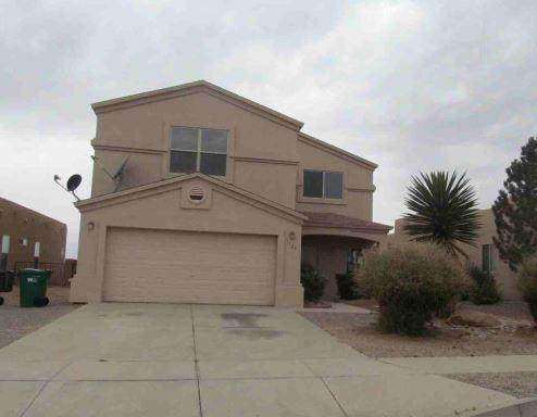 3129 Cochiti Street NE, Rio Rancho, NM 87144 (MLS #980991) :: Berkshire Hathaway HomeServices Santa Fe Real Estate