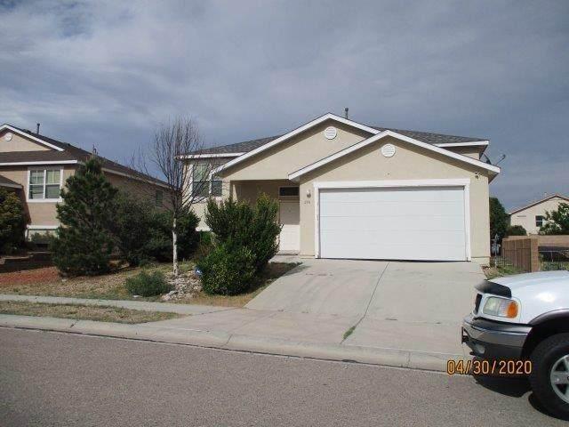 290 Black Hat Avenue SW, Los Lunas, NM 87031 (MLS #982051) :: The Buchman Group