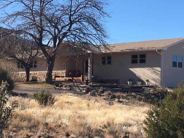 23 Camino De Las Piedras, Placitas, NM 87043 (MLS #983955) :: Campbell & Campbell Real Estate Services