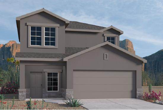 4848 King's Peak Road NE, Rio Rancho, NM 87144 (MLS #983984) :: Campbell & Campbell Real Estate Services