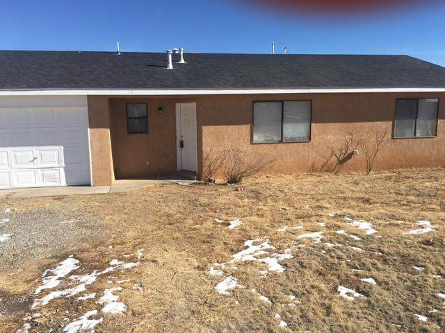 4 Brad Court, Edgewood, NM 87015 (MLS #984005) :: Campbell & Campbell Real Estate Services