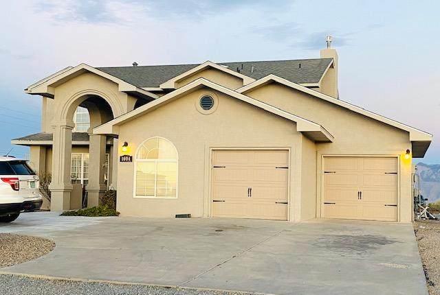 1004 6TH Street SE, Rio Rancho, NM 87124 (MLS #984369) :: The Buchman Group
