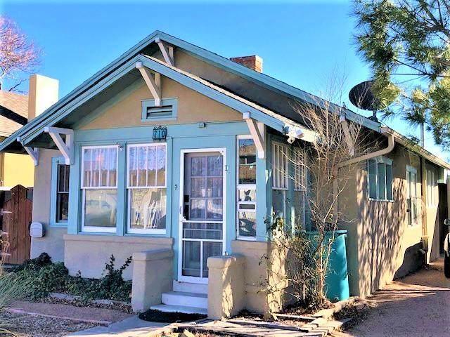 710 Slate Avenue NW, Albuquerque, NM 87102 (MLS #985370) :: The Buchman Group