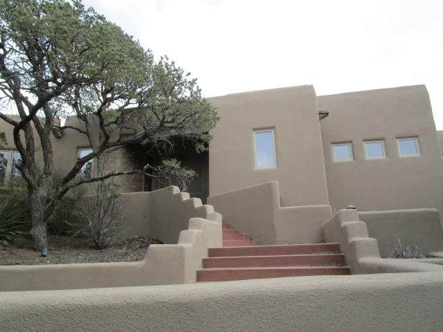 69 Eagle Crest Drive, Tijeras, NM 87059 (MLS #985795) :: Keller Williams Realty