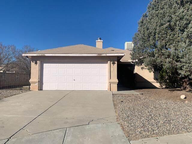6915 Teresa Court NW, Albuquerque, NM 87120 (MLS #986226) :: The Buchman Group