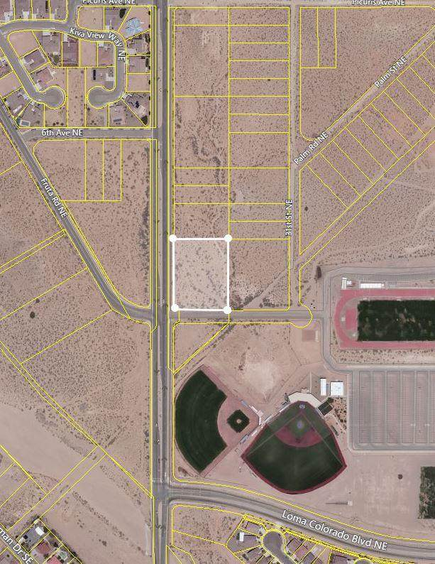 500 Broadmoor Boulevard NE, Rio Rancho, NM 87124 (MLS #986239) :: The Buchman Group