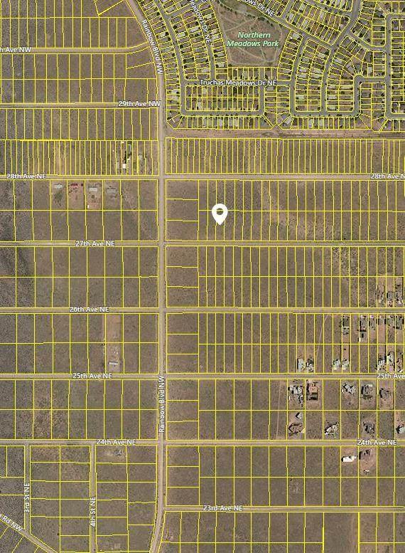 611 Moonbow Avenue NE, Rio Rancho, NM 87144 (MLS #986242) :: The Buchman Group