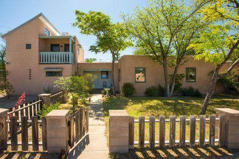 3620 Monte Vista Boulevard NE, Albuquerque, NM 87106 (MLS #986706) :: Sandi Pressley Team