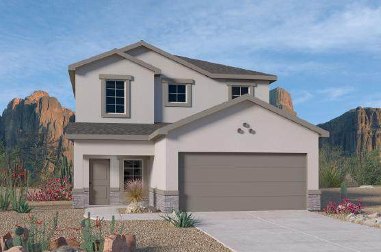 4807 Blackburn Road NE, Rio Rancho, NM 87144 (MLS #986764) :: Keller Williams Realty