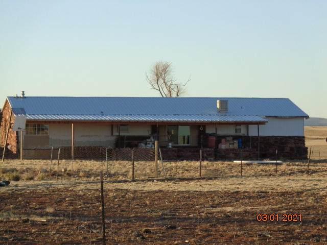 735 Grey Hawk Road, Estancia, NM 87016 (MLS #987069) :: Keller Williams Realty