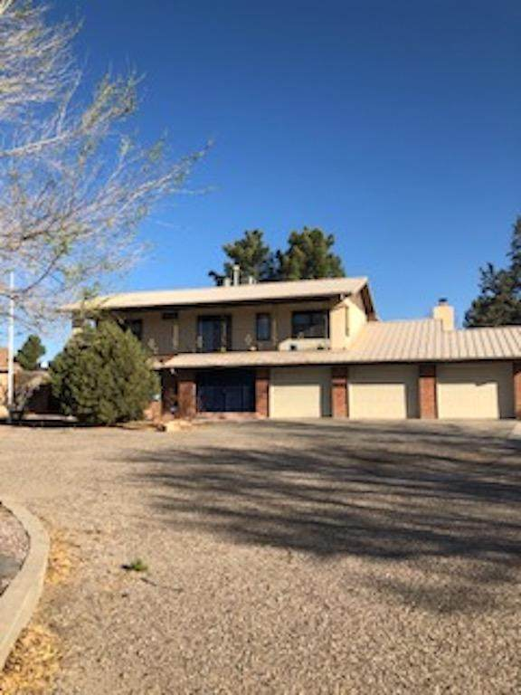 1211 Calle Del Lago, Socorro, NM 87801 (MLS #987745) :: Keller Williams Realty