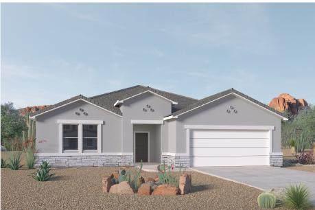 4227 Summit Park Road NE, Rio Rancho, NM 87144 (MLS #988525) :: The Buchman Group
