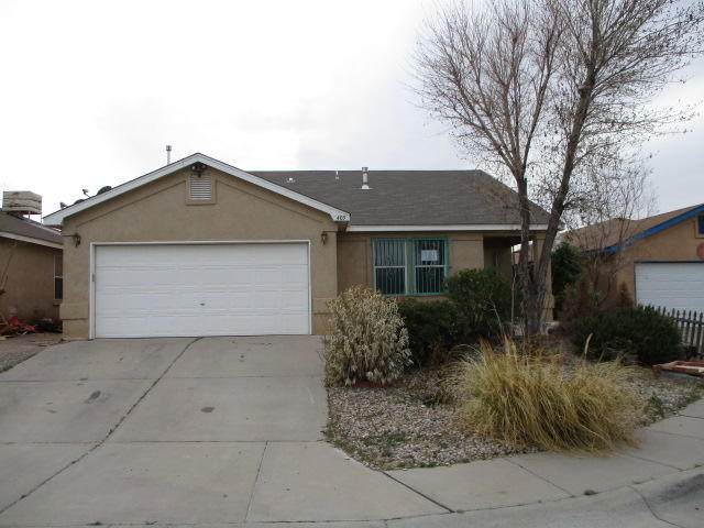 405 Mayfair Place SW, Albuquerque, NM 87121 (MLS #989166) :: Keller Williams Realty