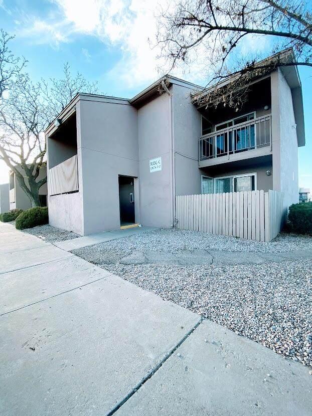 4601 Carlisle Boulevard NE C9, Albuquerque, NM 87109 (MLS #989230) :: Keller Williams Realty