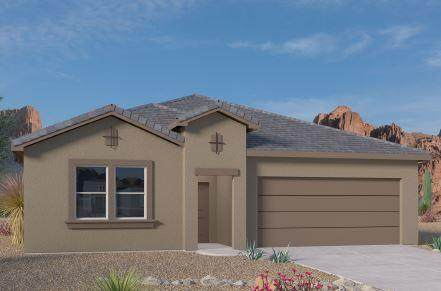 1909 Silver Dollar Street SE, Albuquerque, NM 87123 (MLS #989464) :: Keller Williams Realty