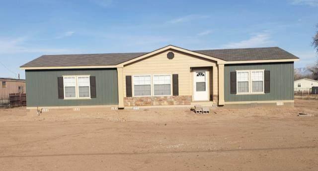 97 Camino De Los Chavez, Belen, NM 87002 (MLS #989511) :: Berkshire Hathaway HomeServices Santa Fe Real Estate