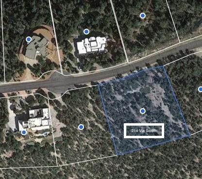 214 Via Sedillo Road, Tijeras, NM 87059 (MLS #989554) :: Keller Williams Realty