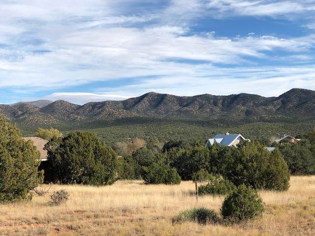 22 Twin Arrow Drive, Sandia Park, NM 87047 (MLS #989682) :: Keller Williams Realty