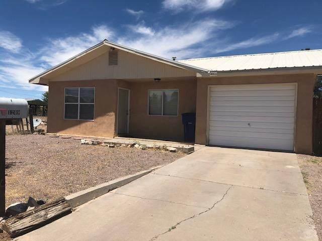 1209 Drake Street, Socorro, NM 87801 (MLS #989837) :: The Buchman Group