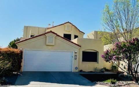 660 Renaissance Loop SE, Rio Rancho, NM 87124 (MLS #990254) :: The Buchman Group