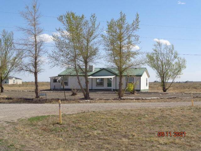78 Club House Road, Moriarty, NM 87035 (MLS #991741) :: The Buchman Group